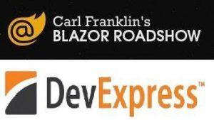 Carl Franklin's Blazor Roadshow (Sponsored by DevExpress) @ AMN Healthcare